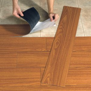 Kayu Vinyl Plank