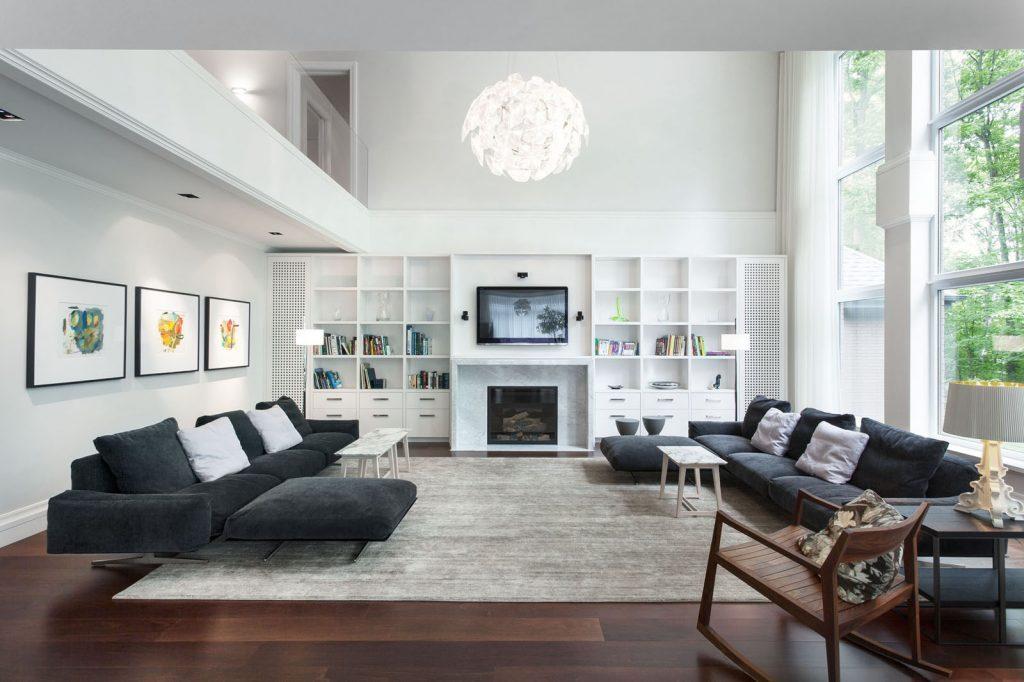Dekorasi Ruang Tamu Modern dan Terfavorit