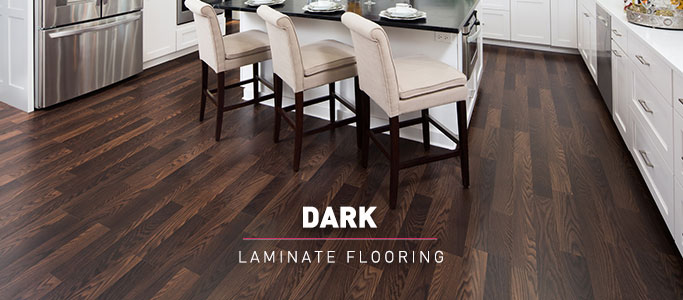 Laminate Flooring Dark