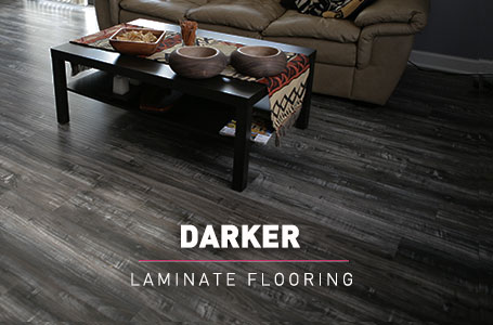 Laminate Flooring Darker