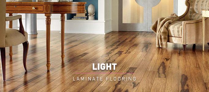 Laminate Flooring Light