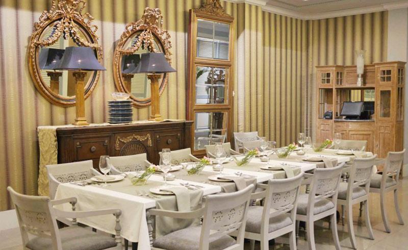 Ciri Ciri Desain Interior Rumah Klasik Eropa Flooring Bagus
