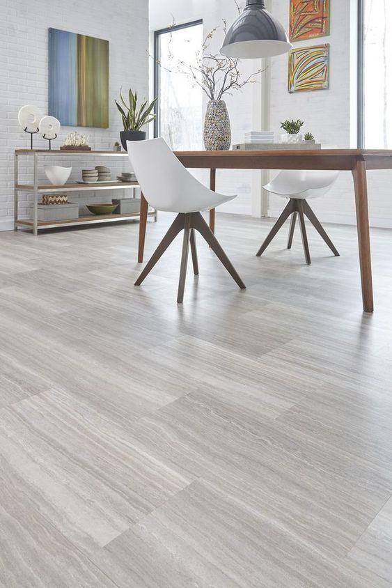 Wood effect - grey