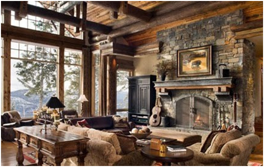 Interior Rustic